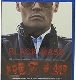 Used BluRay Black Mass