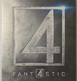 Used BluRay Fantastic 4