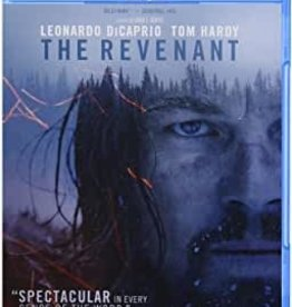 Used BluRay The Revenant