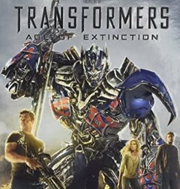 Used BluRay Transformers Age Of Extinction