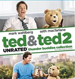 Used BluRay Ted & Ted 2