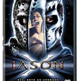 Used DVD Jason X
