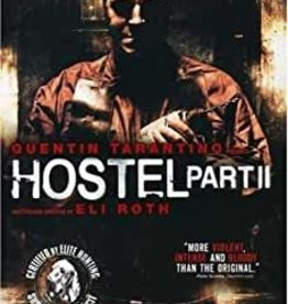 Used DVD Hostel Part II (Unrated)