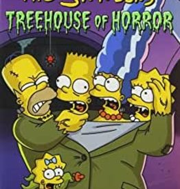 Used DVD The Simpsons: Treehouse Of Horror