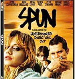 Used DVD Spun