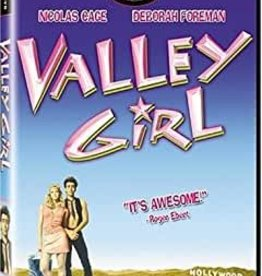 Used DVD Valley Girl