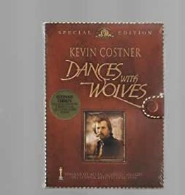 Used DVD Dances With Wolves