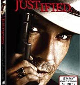 Used DVD Justified Season 2