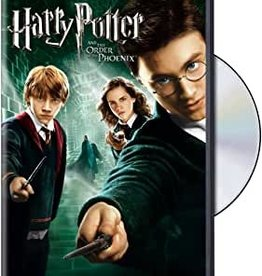 Used DVD Harry Potter And The Order of The Phoenix