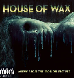 Used CD House Of Wax Soundtrack
