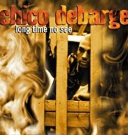 Used CD Chico Debarge- Long Time No See