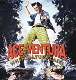 Used CD Ace Ventura When Nature Calls Soundtrack