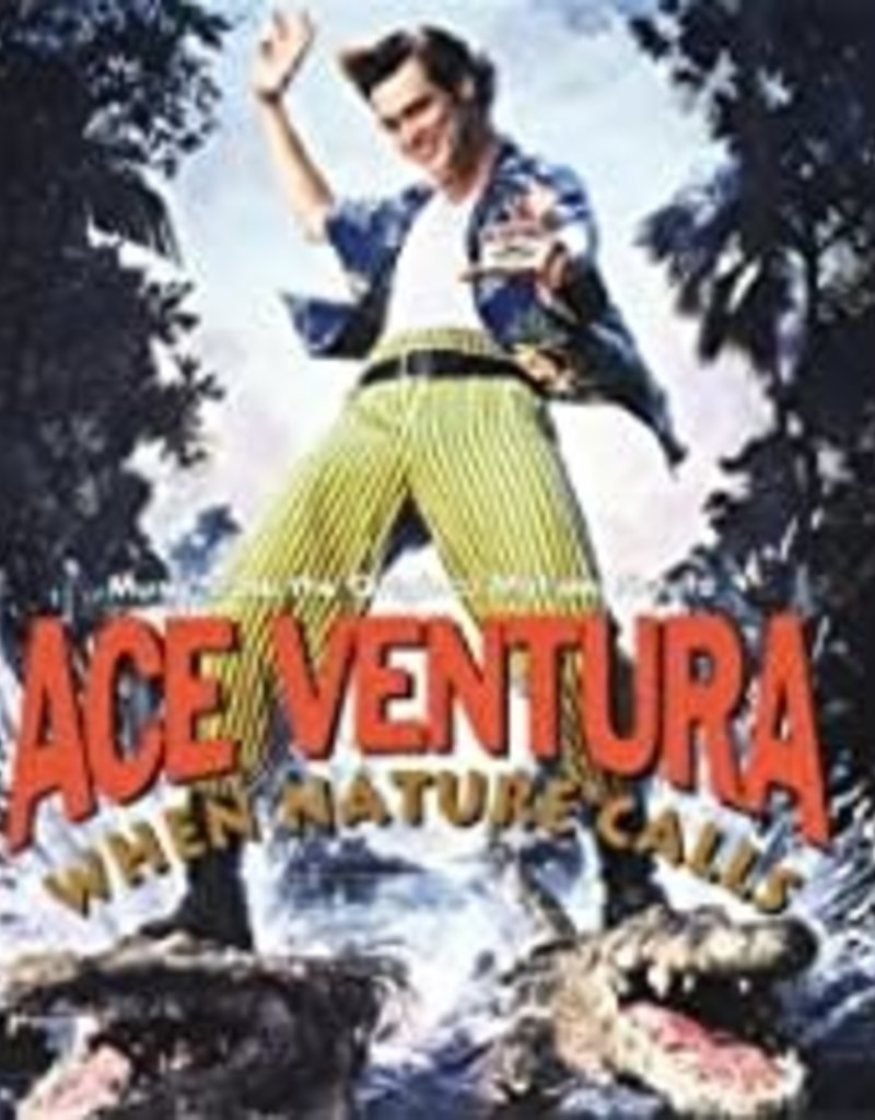 Used CD Ace Ventura When Nature Calls Soundtrack