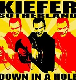 Used CD Keifer Sutherland- Down In A Hole