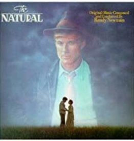 Used CD The Natural Soundtrack