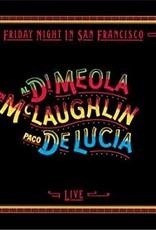 Used CD Al Di Meola, John McLaughlin, Paco De Lucia- Friday Night In San Francisco