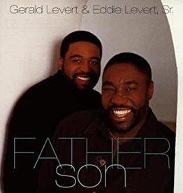 Used CD Gerald Levert & Eddie Levert, Sr.- Father & Son