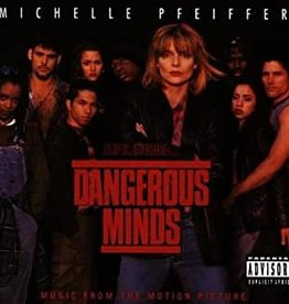 Used CD Dangerous Minds Soundtrack