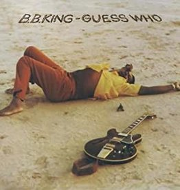 Used CD BB King- Guess Who