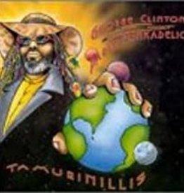 Used CD George Clinton & ParliaFunkadelic- Tamurinillis