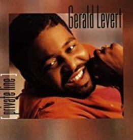 Used CD Gerald Levert- Private Line
