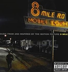 Used CD 8 Mile Soundtrack