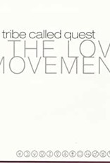 Used CD A Tribe Called Quest- The Love Movement