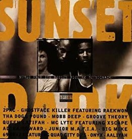 Used CD Sunset Park Soundtrack
