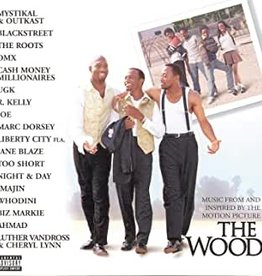Used CD The Wood Soundtrack