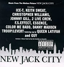 Used CD New Jack City Soundtrack