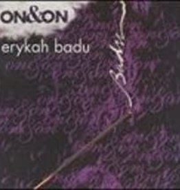 Used CD Erykah Badu- On & On