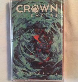 Used Cassettes Crown The Empire- Retrograde (Orange)