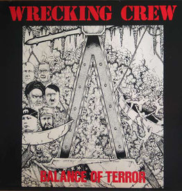 Used Cassettes Wrecking Crew- Balance Of Terror