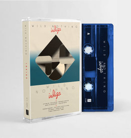 Used Cassettes Wild Nothing- Indigo (Clear Blue)