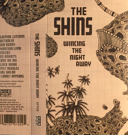 Used Cassettes The Shins- Wincing The Night Away (Lime Green)