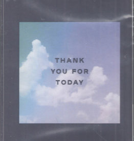 Used Cassettes Death Cab For Cutie- Thank You For Today (White)
