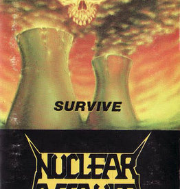 Used Cassettes Nuclear Assault- Survive