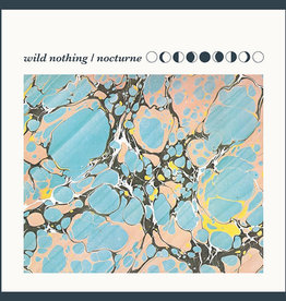 Used Cassettes Wild Nothing- Nocturne (White)