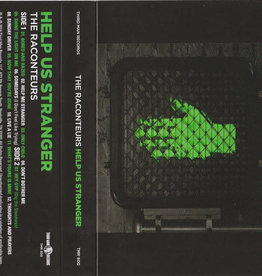 Used Cassettes The Raconteurs- Help Us Stranger (Green)