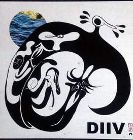 Used Cassettes DIIV- Oshin (White)
