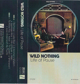 Used Cassettes Wild Nothing- Life Of Pause