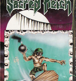 Used Cassettes Sacred Reich- Surf Nicaragua