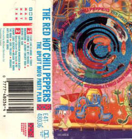 Used Cassettes Red Hot Chili Peppers- The Uplift Mofo Party Plan