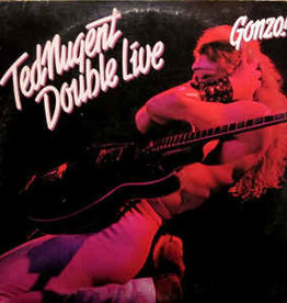 Used Vinyl Ted Nugent- Double Live Gonzo