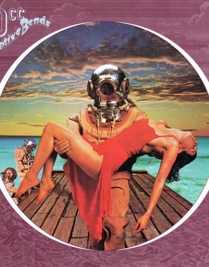 Used Vinyl 10CC- Deceptive Bends