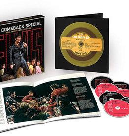 New CD Elvis Presley- '68 Comeback Special (5CD/2 Bluray)
