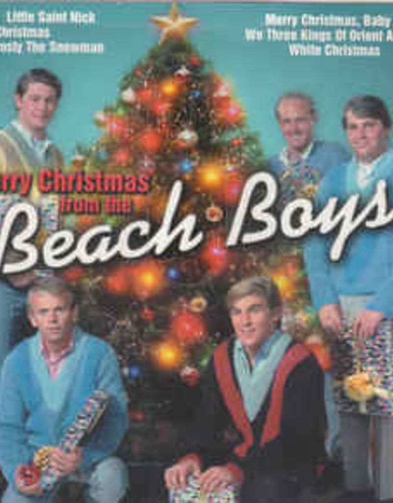 Used CD Beach Boys- Merry Christmas From The Beach Boys