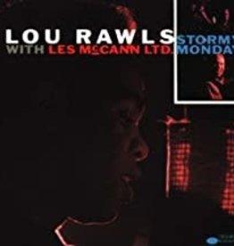 Used CD Lou Rawls With Les McCann LTD.- Stormy Monday