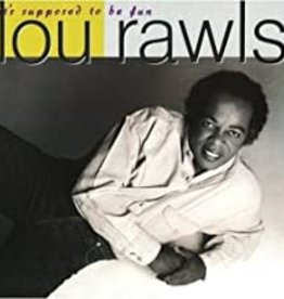 Used CD Lou Rawls- It's Supposed To Be Fun