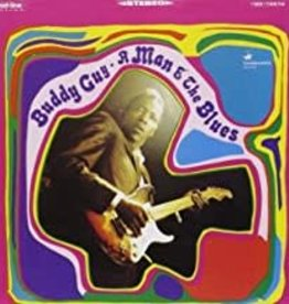 Used CD Buddy Guy- A Man & The Blues